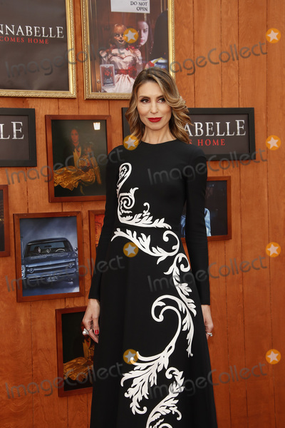 Natalia Safran Photo - LOS ANGELES - JUN 20  Natalia Safran at the Annabelle Comes Home Premiere at the Village Theater on June 20 2019 in Westwood CA