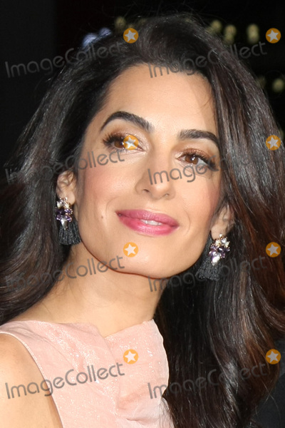 Amal Alamuddin Photo - LOS ANGELES - OCT 26  Amal Alamuddin Clooney at the Our Brand is Crisis LA Premiere at the TCL Chinese Theater on October 26 2015 in Los Angeles CA