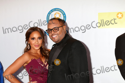 Adrienne Bailon Photo - LOS ANGELES - FEB 11  Adrienne Bailon Houghton Israel Houghton at the 48th NAACP Image Awards Arrivals at Pasadena Conference Center on February 11 2017 in Pasadena CA