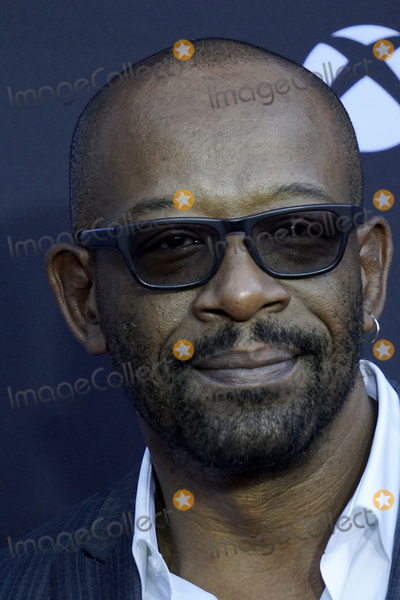 Lenny James Photo - LOS ANGELES - OCT 22  Lennie James at the The Walking Dead 100th Episode Celebration at the Greek Theater on October 22 2017 in Los Angeles CA