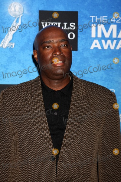 Antwone Fisher Photo - LOS ANGELES - FEB 12  Antwone Fisher arrives at the 2011 NAACP Image Awards Nominee Reception at Beverly Hills Hotel on February 12 2011 in Beverly Hills CA