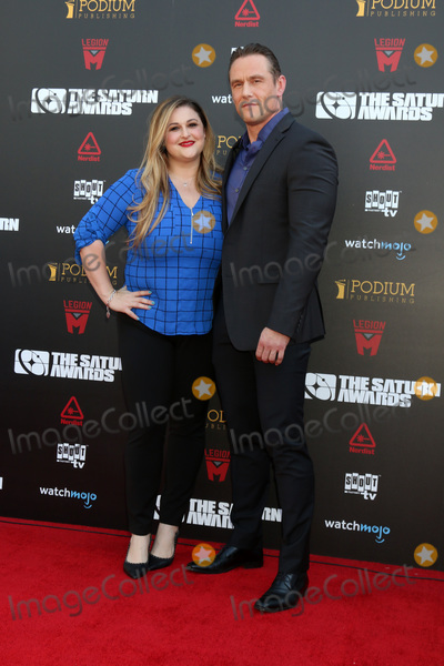 Andrey Ivchenko Photo - LOS ANGELES - SEP 13  Becky Poliakoff Andrey Ivchenko at the 2019 Saturn Awards at the Avalon Hollywood on September 13 2019 in Los Angeles CA