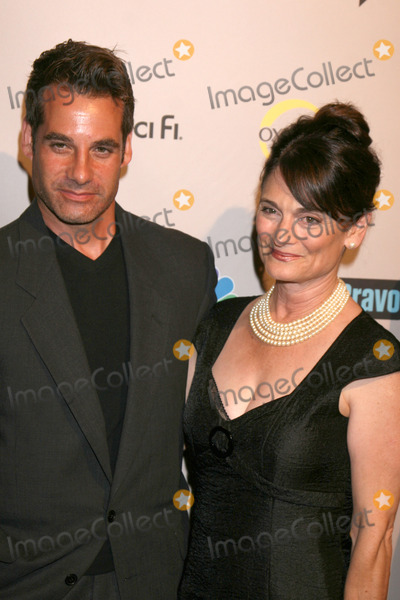 Adrian Pasdar Photo - Adrian Pasdar  Christine Rose  arriving at the NBC TCA Party at the Beverly Hilton Hotel  in Beverly Hills CA onJuly 20 2008