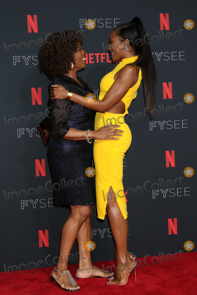 Alfre Woodard Photo - LOS ANGELES - MAY 6  Alfre Woodard at the Netflix FYSEE Kick-Off Event at Raleigh Studios on May 6 2018 in Los Angeles CA