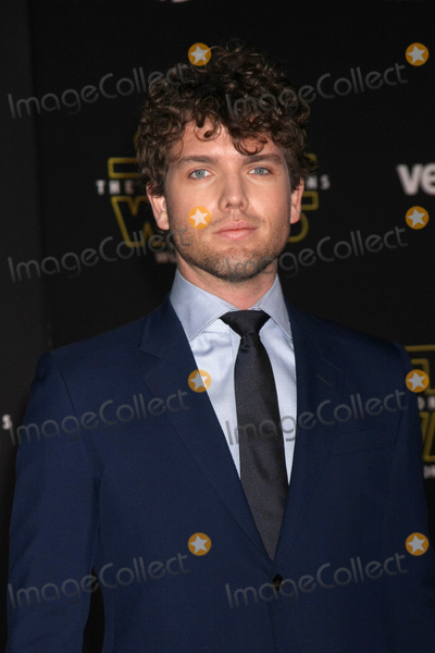 Austin Swift Photo - LOS ANGELES - DEC 14  Austin Swift at the Star Wars The Force Awakens World Premiere at the Hollywood  Highland on December 14 2015 in Los Angeles CA