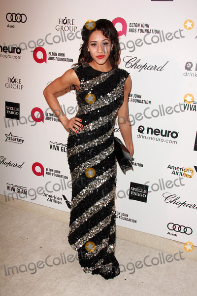 Alexis Jones Photo - LOS ANGELES - FEB 22  Joanna Alexis Jones at the Elton John Oscar Party 2015 at the City Of West Hollywood Park on February 22 2015 in West Hollywood CA