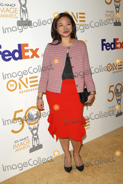 Adele Lim Photo - LOS ANGELES - MAR 9  Adele Lim at the 50th NAACP Image Awards Nominees Luncheon at the Loews Hollywood Hotel on March 9 2019 in Los Angeles CA