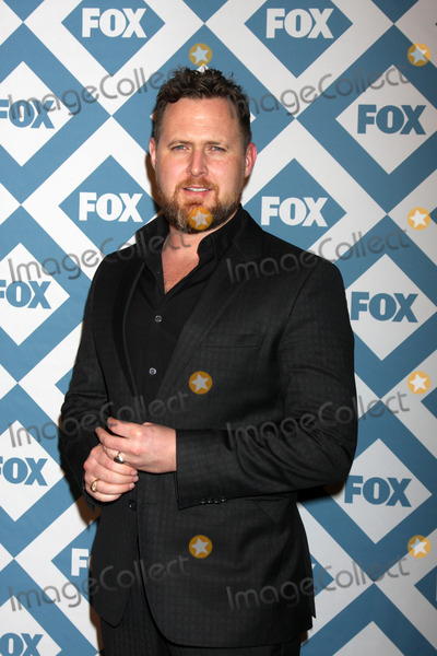 AJ Buckley Photo - LOS ANGELES - JAN 13  AJ Buckley at the  FOX TCA Winter 2014 Party at JW Marriott Hotel at LA LIVE on January 13 2014 in Los Angeles CA