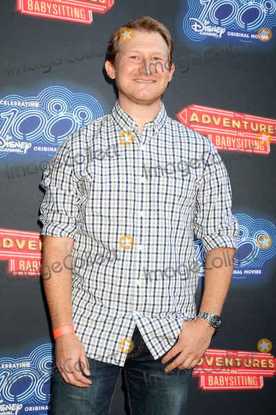 Adam Wylie Photo - LOS ANGELES - JUN 23  Adam Wylie at the 100th DCOM Adventures In Babysitting LA Premiere Screening at the Directors Guild of America on June 23 2016 in Los Angeles CA