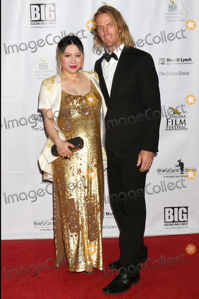 Alice Aoki Photo - AVALON - SEP 28  Alice Aoki husband at the Catalina Film Festival - Friday Red Carpet at the Casino on September 28 2018 in Avalon CA