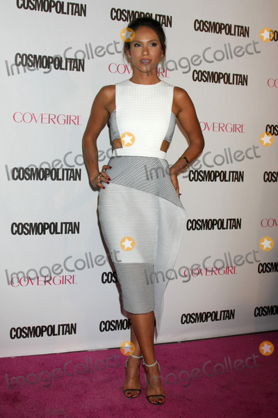 Lesley-Ann Brandt Photo - LOS ANGELES - OCT 12  Lesley-Ann Brandt at the Cosmopolitan Magazines 50th Anniversary Party at the Ysabel on October 12 2015 in Los Angeles CA