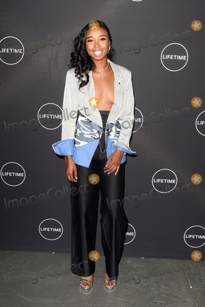 Cairo Peele Photo - LOS ANGELES - AUG 16  Cairo Peele at the Growing Up Supermodel Premiere Screening at the Private Estate on August 16 2017 in Studio City CA