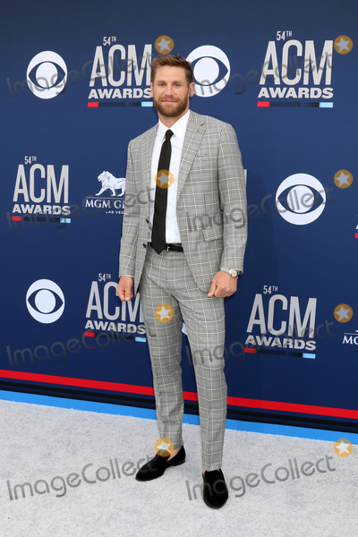 Chase Rice Photo - LAS VEGAS - APR 7  Chase Rice at the 54th Academy of Country Music Awards at the MGM Grand Garden Arena on April 7 2019 in Las Vegas NV
