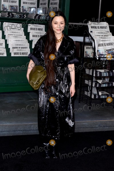 China Chow Photo - LOS ANGELES - OCT 24  China Chow at The Irishman Premiere at the TCL Chinese Theater IMAX on October 24 2019 in Los Angeles CA