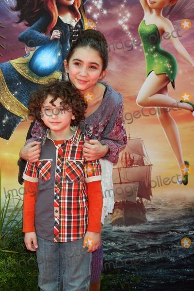 August Maturo Photo - LOS ANGELES - MAR 22  August Maturo Rowan Blanchard at the Pirate Fairy Movie Premiere at Walt Disney Studios Lot on March 22 2014 in Burbank CA