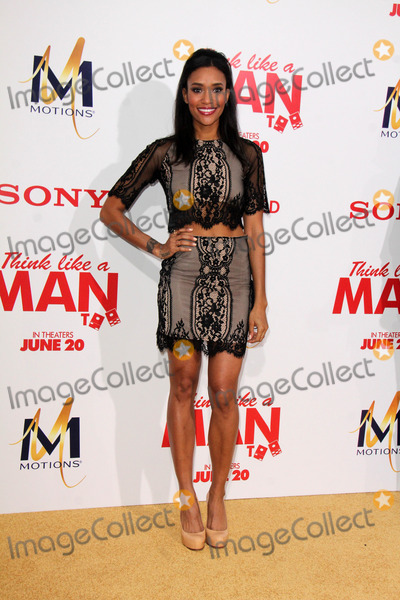 Annie  Ilonzeh Photo - LOS ANGELES - JUN 9  Annie Ilonzeh at the Think Like A Man Too LA Premiere at TCL Chinese Theater on June 9 2014 in Los Angeles CA