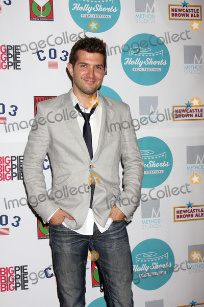 Joel Johnstone Photo - LOS ANGELES - AUG 17  Joel Johnstone at the HollyShorts Film Festival  at the TCL Chinese 6 Theaters on August 17 2013 in Los Angeles CA