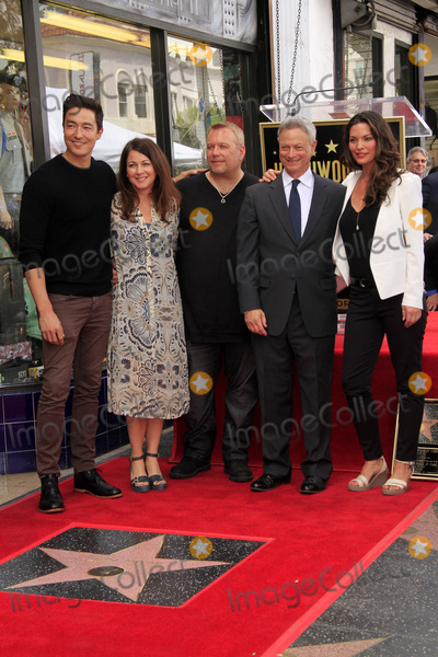 Alana de la Garza Photo - LOS ANGELES - APR 17  Criminal Minds Guests Daniel Henney Gary Sinise Alana De La Garza at the Gary Sinise Honored With Star On The Hollywood Walk Of Fame on April 17 2017 in Los Angeles CA