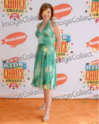 Nancy Sullivan Photo - Nancy SullivanNickelodeon Kids Choice AwardsPauley Pavillion UCLAWestwood CAApril 1 2006