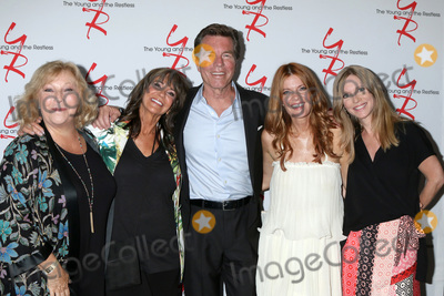 Beth Maitland Photo - LOS ANGELES - JUN 23  Beth Maitland Jess Walton Peter Bergman Michelle Stafford Lauralee Bell at the Young and The Restless Fan Club Luncheon at the Marriott Burbank Convention Center on June 23 2019 in Burbank CA