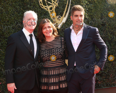 Galen Gering Photo - LOS ANGELES - APR 29  Ken Corday Wife Galen Gering at the 45th Daytime Emmy Awards at the Pasadena Civic Auditorium on April 29 2018 in Pasadena CA
