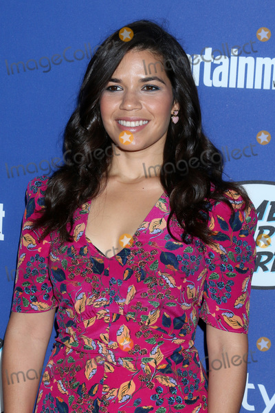 America Ferrera Photo - LOS ANGELES - SEP 16  America Ferrera at the NBC Comedy Starts Here Event at the NeueHouse on September 16 2019 in Los Angeles CA