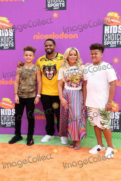 Prince Photo - LOS ANGELES - July 13  Prince Fielder Guests at the Nickelodeon Kids Choice Sports Awards 2017 at the Pauley Pavilion on July 13 2017 in Westwood CA