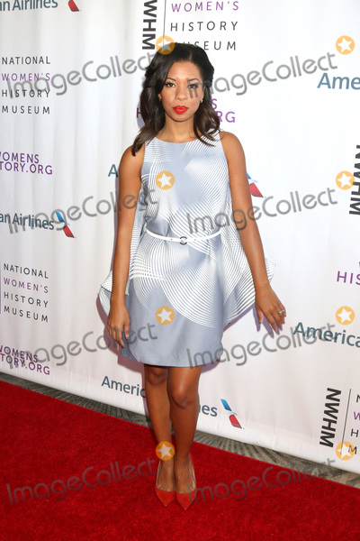 Angel Parker Photo - LOS ANGELES - SEP 15  Angel Parker at the Women Making History Awards 2018 at the Beverly Hilton Hotel on September 15 2018 in Beverly Hills CA