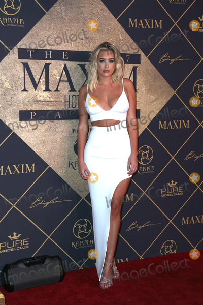 Antje Utgaard Photo - LOS ANGELES - JUN 24  Antje Utgaard at the 2017 Maxim Hot 100 Party at the Hollywood Palladium on June 24 2017 in Los Angeles CA
