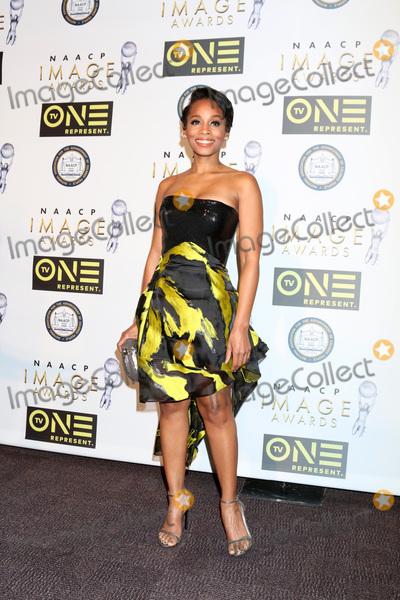 Anika Noni Rose Photo - LOS ANGELES - FEB 10  Anika Noni Rose at the Non-Televisied 48th NAACP Image Awards at Pasadena Conference Center on February 10 2017 in Pasadena CA