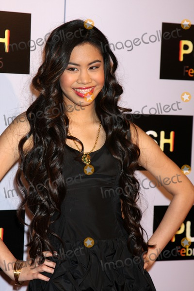 Ashley Argota Photo - Ashley Argota  arriving at the premiere of Push at the Mann Village Theater in Westood CA on January 29 2009