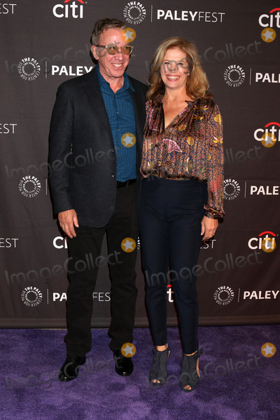 Nancy Travis Photo - LOS ANGELES - SEP 13  Tim Allen Nancy Travis at the 2018 PaleyFest Fall TV Previews - FOX at the Paley Center for Media on September 13 2018 in Beverly Hills CA