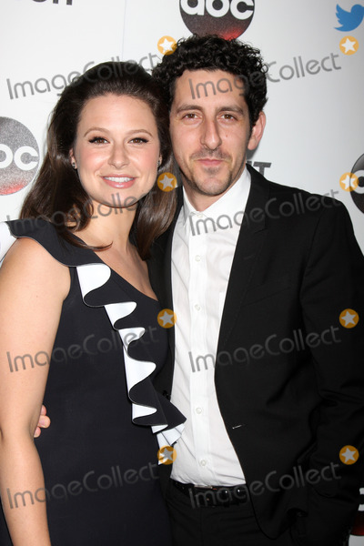 Adam Shapiro Photo - LOS ANGELES - SEP 20  Katie Lowes Adam Shapiro at the TGIT Premiere Event for Greys Anatomy Scandal How to Get Away With Murder at Palihouse on September 20 2014 in West Hollywood CA