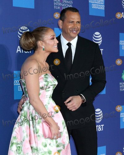 Alex Rodriguez Photo - PALM SPRINGS - JAN 2  Jennifer Lopez Alex Rodriguez at the 2020 Palm Springs International Film Festival Gala Arrivals at the Conventional Center on January 2 2020 in Palm Springs CA