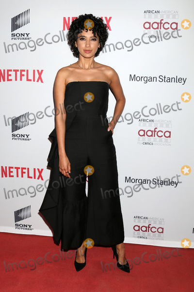 Andy Allo Photo - LOS ANGELES - JAN 22  Andy Allo at the 2020 African American Film Critics Association Awards at the Taglyan Complex on January 22 2020 in Los Angeles CA
