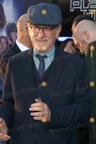 Steven Spielberg Photo - LOS ANGELES - MAR 26  Steven Spielberg at the Ready Player One Premiere at TCL Chinese Theater IMAX on March 26 2018 in Los Angeles CA