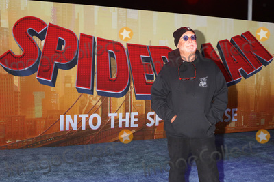 Avi Arad Photo - LOS ANGELES - DEC 1  Avi Arad at the Spider-Man  Into the Spider-Verse Premiere at the Village Theater on December 1 2018 in Westwood CA