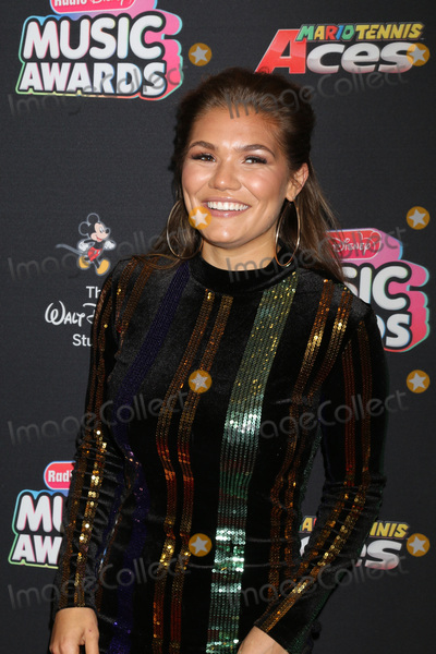 Abby Anderson Photo - LOS ANGELES - JUN 22  Abby Anderson at the 2018 Radio Disney Music Awards at the Loews Hotel on June 22 2018 in Los Angeles CA