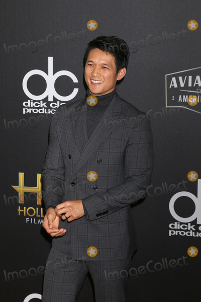 Harry Shum Jr Photo - LOS ANGELES - NOV 4  Harry Shum Jr at the Hollywood Film Awards 2018 at the Beverly Hilton Hotel on November 4 2018 in Beverly Hills CA