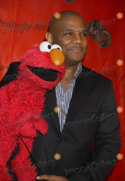 Elmo Photo - New York NY 5-17-10Kevin Clash and Elmoat  69th Annual Peaboby Awardsat Waldorf Astoria HotelPhoto By Maggie Wilson-PHOTOlinknet