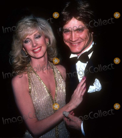 Andrew Stevens Photo - Morgan Fairchild Andrew Stevens1224JPGCelebrity Archaeology New York NY1982 FILE PHOTOMorgan Fairchild Andrew StevensPhoto by Adam Scull-PHOTOlinknet