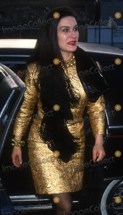 Paloma Picasso Photo - Paloma Picasso1309JPG1992 FILE PHOTONew York NYPaloma PicassoPhoto by Adam Scull-PHOTOlinknet