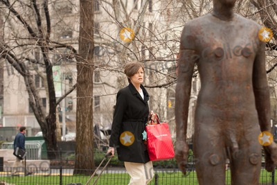 Antony Gormley Photo - RESTRICTED NO NEW YORK OR NEW JERSEY NEWSPAPERS WITHIN A 75 MILE RADIUS OF NYCNew York NY 3232010Artist Antony Gormleys new public art installation Event Horizon a collection of thirty-one casts of the artist himself placed in and around Madison Square ParkDigital photo by Andy Lavin-PHOTOlinknet