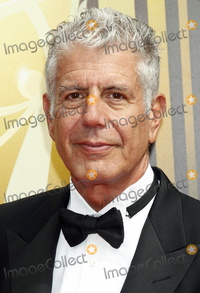 Anthony Bourdain Photo - Photo by REWestcomstarmaxinccomSTAR MAX2015ALL RIGHTS RESERVEDTelephoneFax (212) 995-119691215Anthony Bourdain at The 2015 Creative Arts Emmy Awards(Los Angeles CA)