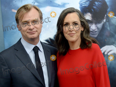 Christopher Nolan Photo - Photo by Dennis Van TinestarmaxinccomSTAR MAXCopyright 2017ALL RIGHTS RESERVEDTelephoneFax (212) 995-119671817Christopher Nolan and Emma Thomas at the premiere of Dunkirk(NYC)