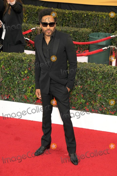 Lenny Kravitz Photo - Photo by KGC-136starmaxinccomSTAR MAX2015ALL RIGHTS RESERVEDTelephoneFax (212) 995-119612515Lenny Kravitz at the 21st Annual Screen Actors Guild (SAG) Awards(Los Angeles CA)