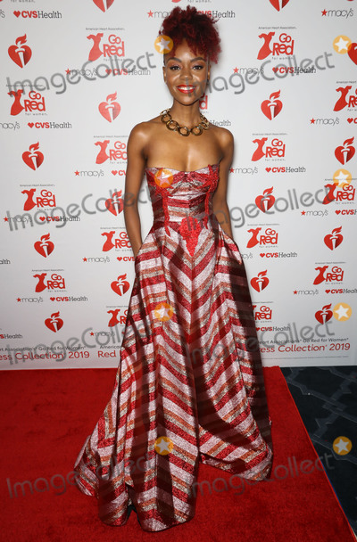 Ashleigh Murray Photo - Photo by zzJohn NacionstarmaxinccomSTAR MAXCopyright 2019ALL RIGHTS RESERVEDTelephoneFax (212) 995-11962719Ashleigh Murray at The American Heart Associations Go Red For Women Red Dress Collection Fashion Show during New York Fashion Week in New York City(NYC)