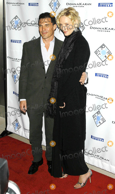 Andre Balazs Photo - Photo by Raoul Gatchalianstarmaxinccom200712307Uma Thurman and Andre Balazs at a benefit for Room to Grow(NYC)