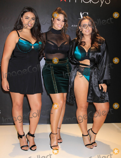 Ashley Graham Photo - Photo by Raoul GatchalianstarmaxinccomSTAR MAX2017ALL RIGHTS RESERVEDTelephoneFax (212) 995-1196112917Ashley Graham at the launch of her lingerie collection at The Macys Fashion Show in Las Vegas Nevada