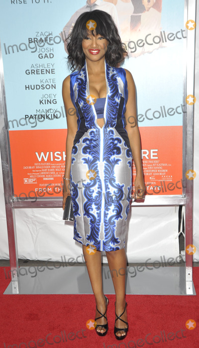 Nichole Galicia Photo - Photo by Patricia SchleinstarmaxinccomSTAR MAX2014ALL RIGHTS RESERVEDTelephoneFax (212) 995-119671414Nichole Galicia at the premiere of Wish I Was Here(NYC)